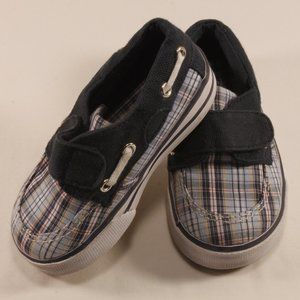 CIRCO Boy's Toddler Canvas Sneakers Shoes Size 5